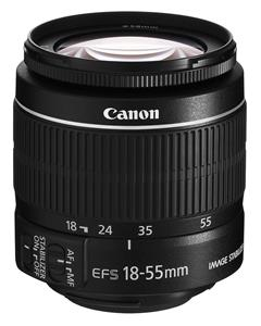 Canon EF-S-18-55mm-f/3.5-5.6-IS-II
